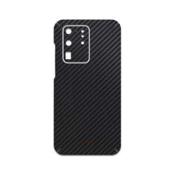 برچسب پوششی ماهوت مدل Carbon-Fiber مناسب برای گوشی موبایل سامسونگ Galaxy S20 Ultra