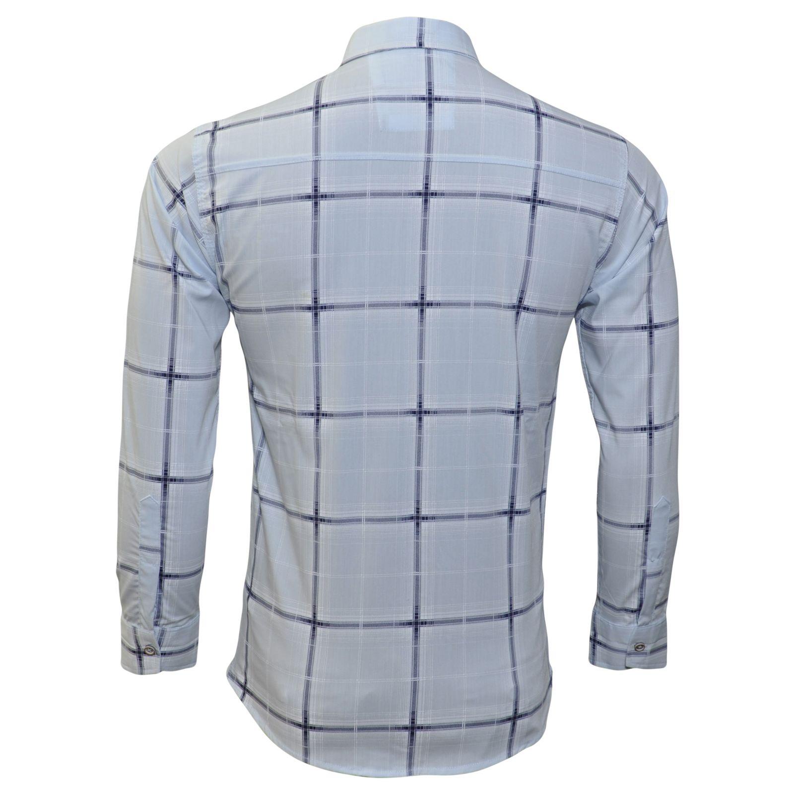 پیراهن مردانه مدل ch29922 -  - 4