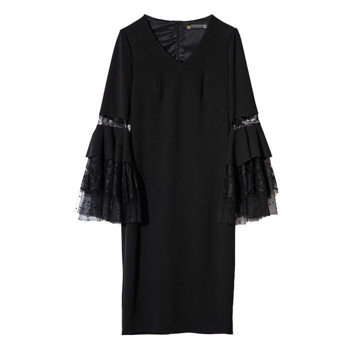 پیراهن زنانه کد 6345
