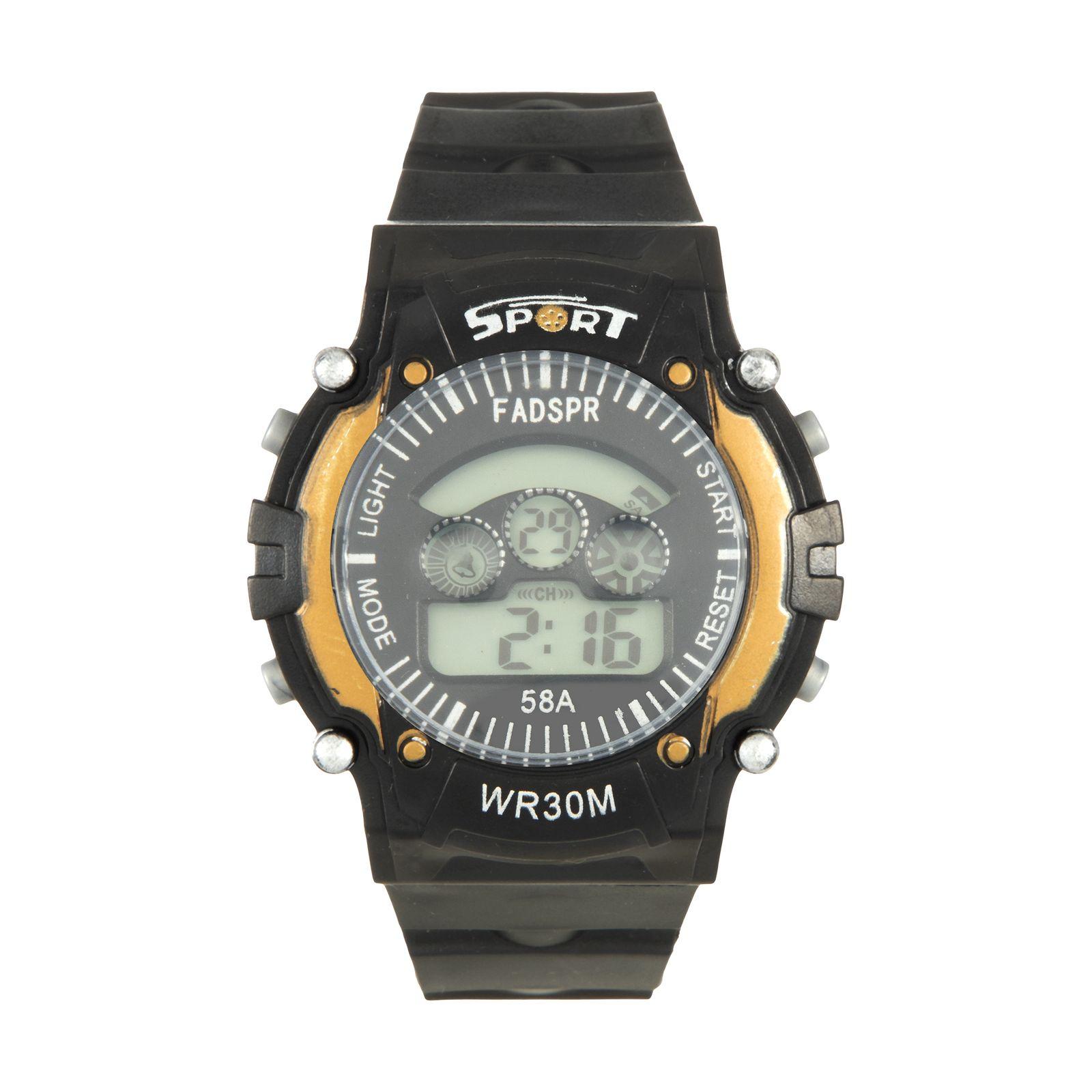 ساعت مچی دیجیتال مدل sport 8030e -  - 2