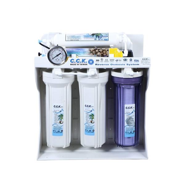 دستگاه تصفیه کننده آب خانگی سی سی کا مدل RO-6