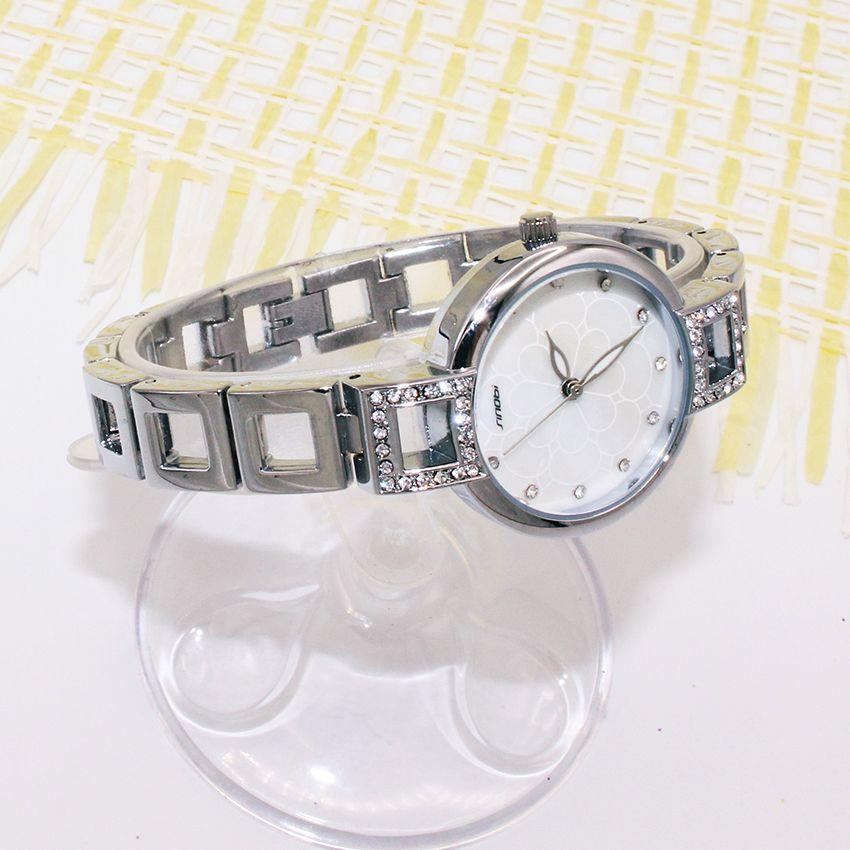 ساعت مچی عقربه ای زنانه سینوبی مدل k0019L-s -  - 4