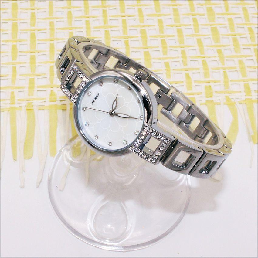 ساعت مچی عقربه ای زنانه سینوبی مدل k0019L-s -  - 5