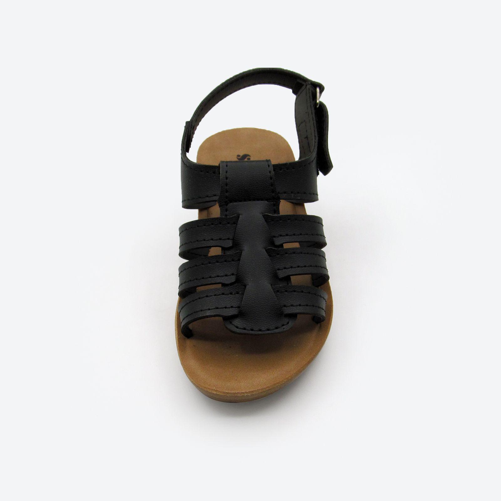 صندل دخترانه کفش شیما مدل خاطره کد 1799 -  - 5