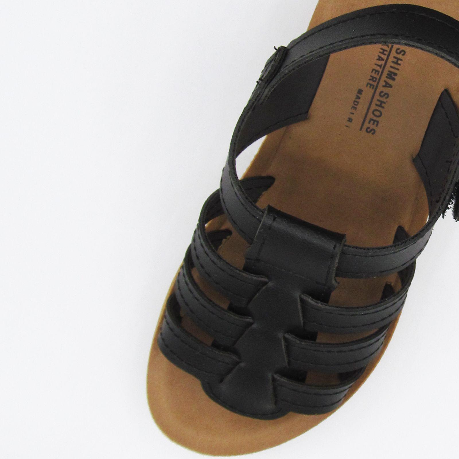 صندل دخترانه کفش شیما مدل خاطره کد 1799 -  - 6