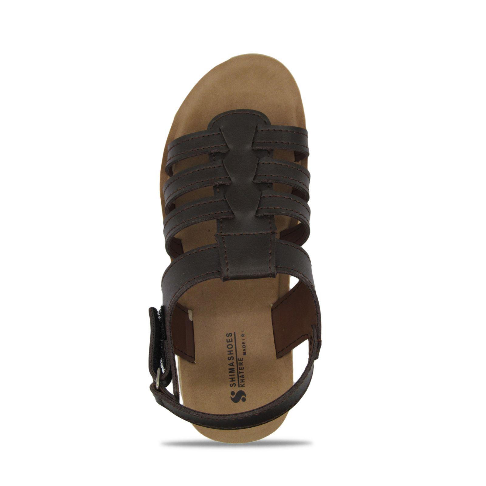 صندل دخترانه کفش شیما مدل خاطره کد 1800 -  - 5