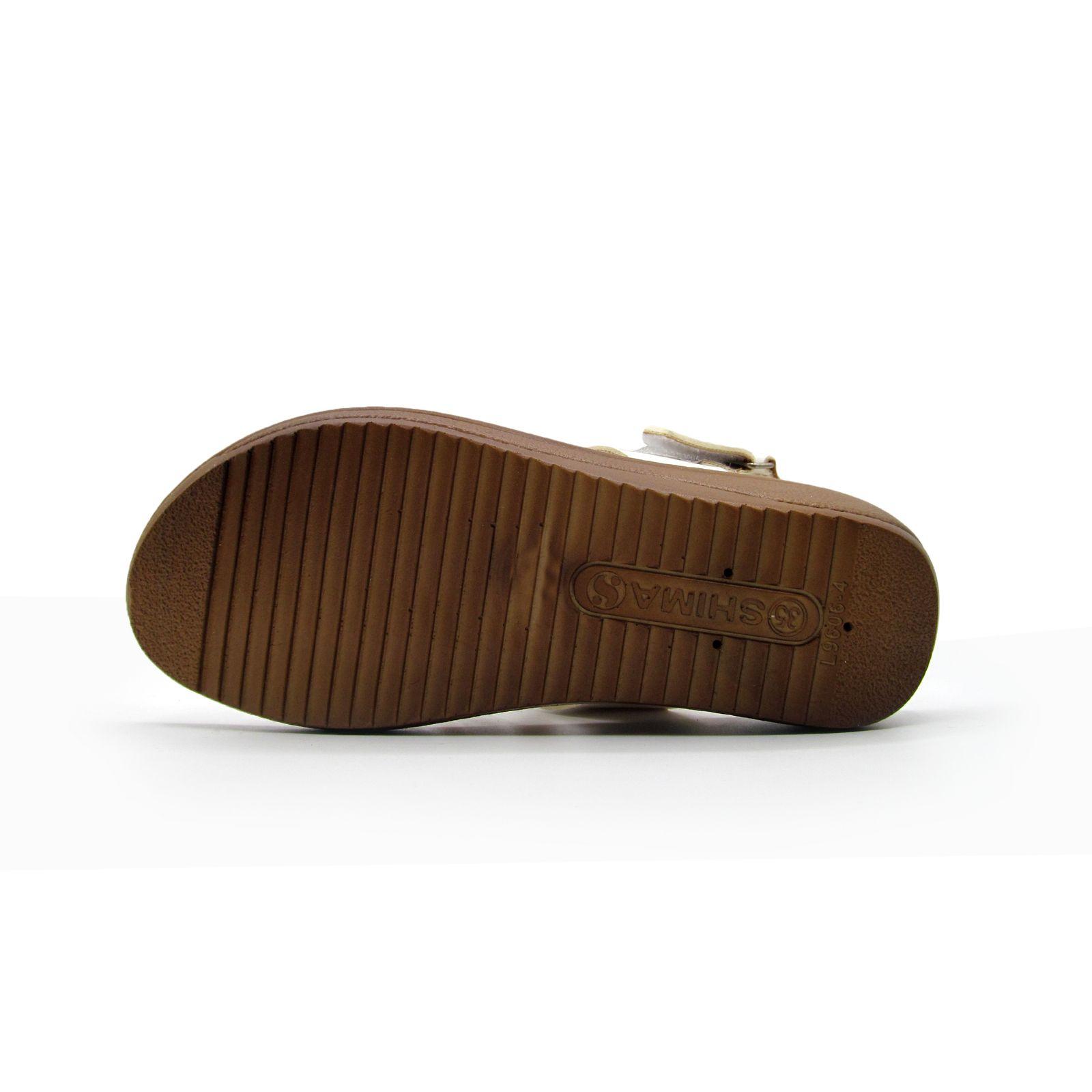 صندل دخترانه کفش شیما مدل خاطره کد 1801 -  - 8