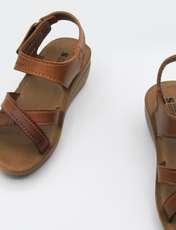 صندل دخترانه کفش شیما مدل آنجلا کد 1802 -  - 5