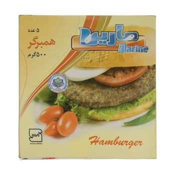 همبرگر 30 درصد گوشت مارین - 500 گرم