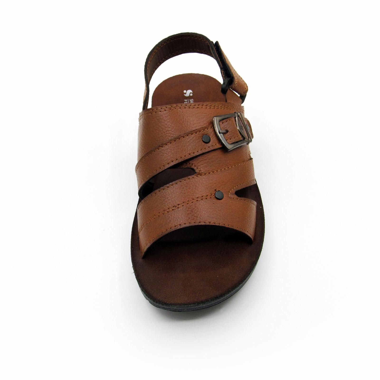 صندل مردانه کفش شیما مدل پرو کد 1807 -  - 7