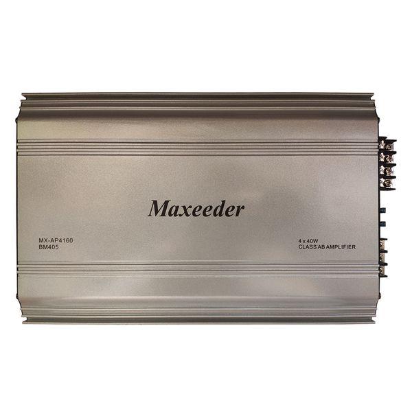 آمپلی فایر خودرو مکسیدر مدل MX-AP4160BM405
