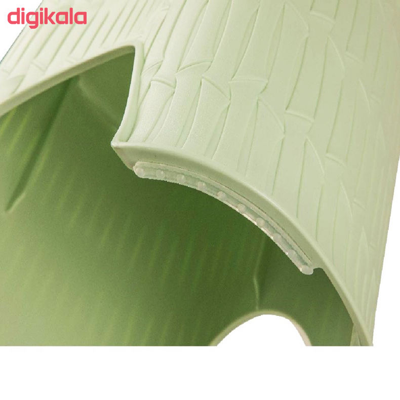 چهارپایه حمام لیمون مدل بامبو کد 01 main 1 6