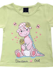 ست تی شرت و شلوارک دخترانه کد 7787912 -  - 5