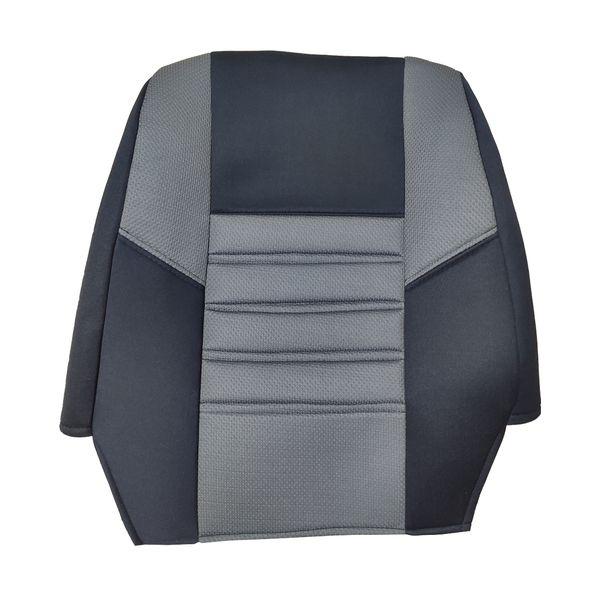 روکش صندلی خودرو مدل 1602 مناسب برای تیبا