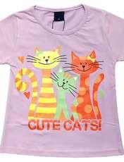 ست تی شرت و شلوارک دخترانه کد 7787924 -  - 5