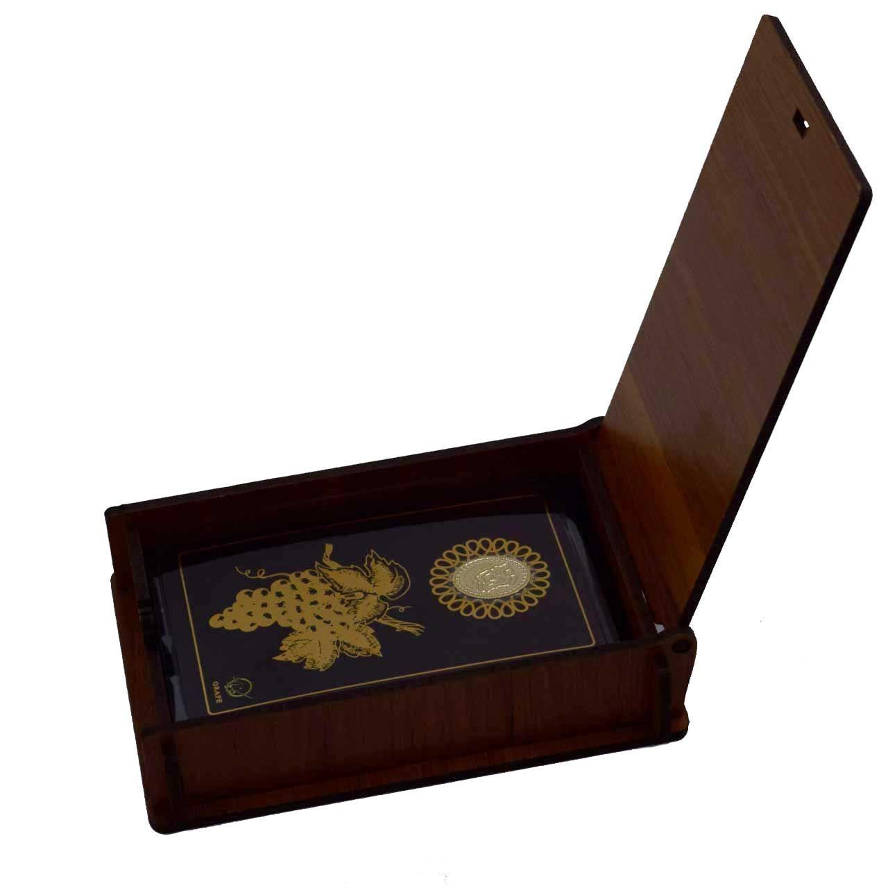 طلا گرمی 18 عیار کانیار گالری طرح انگور کد 55 -  - 3