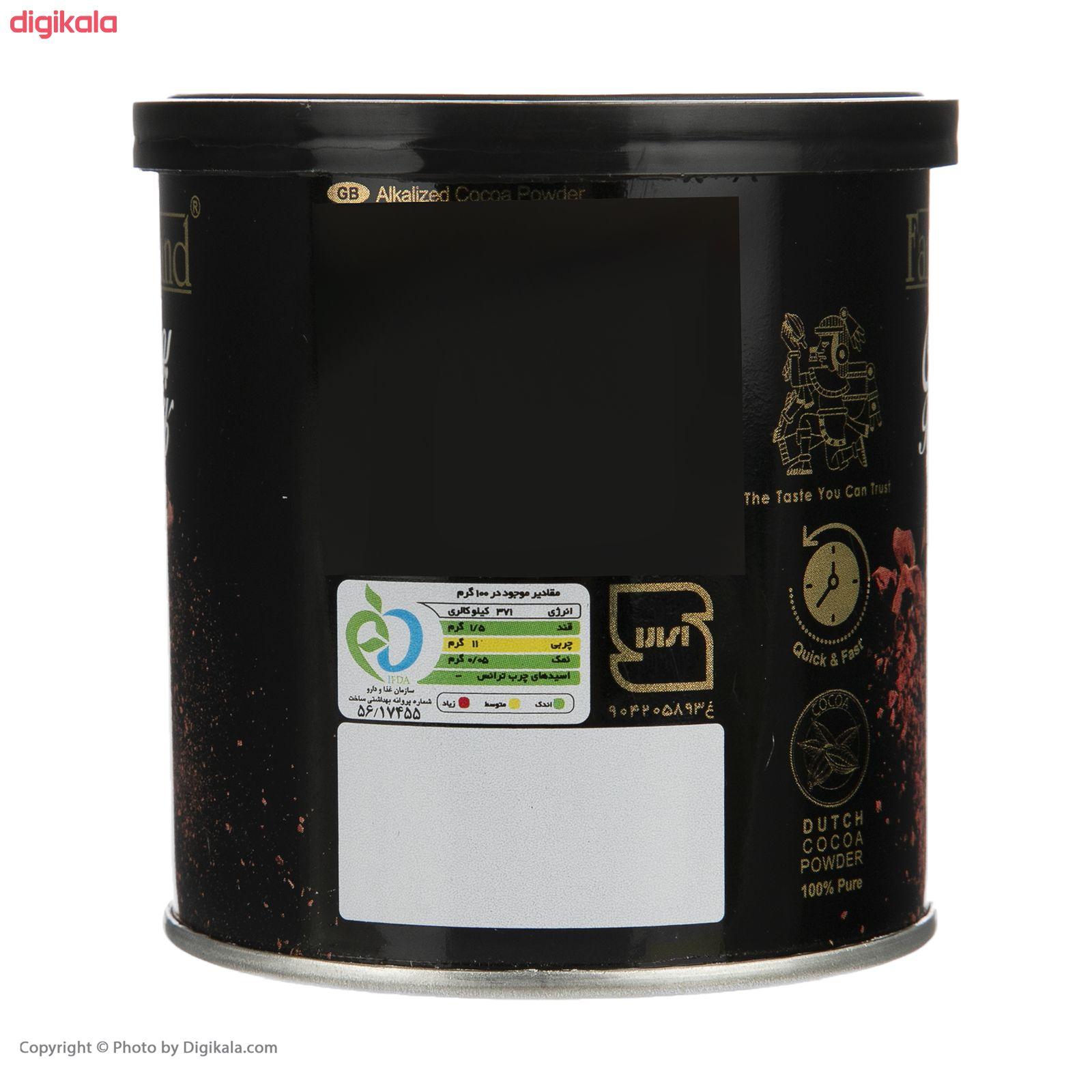 پودر کاکائو فرمند مقدار 100 گرم main 1 3