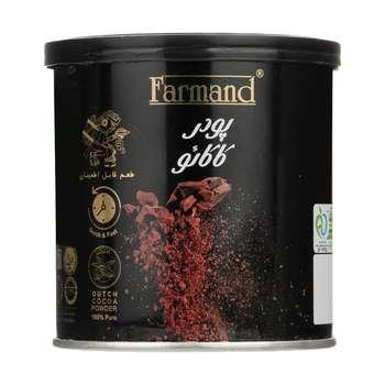 پودر کاکائو فرمند مقدار 100 گرم