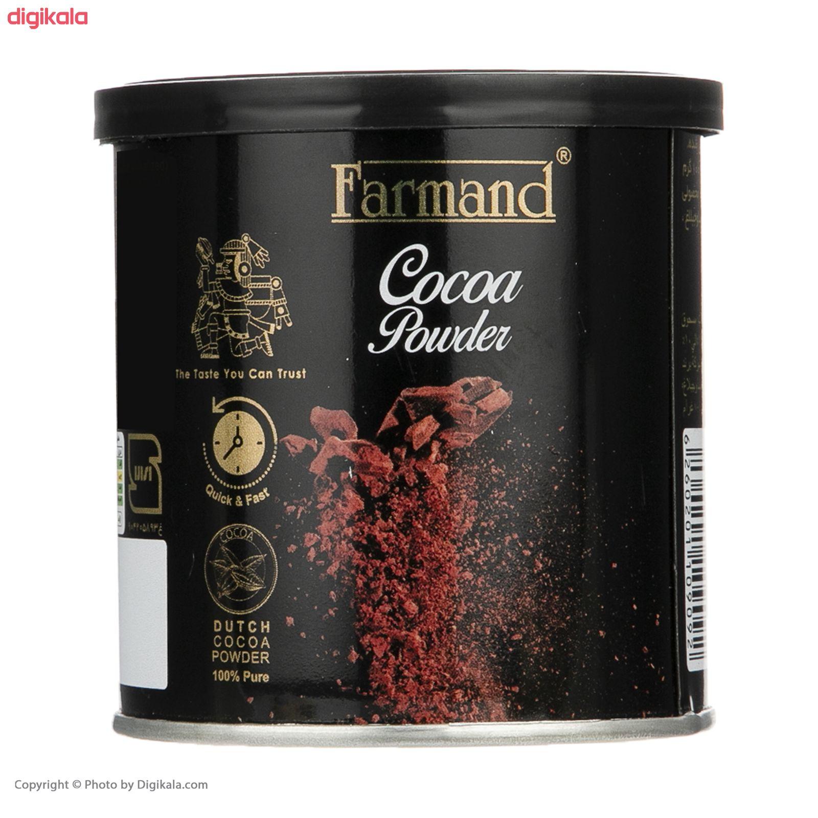 پودر کاکائو فرمند مقدار 100 گرم main 1 5