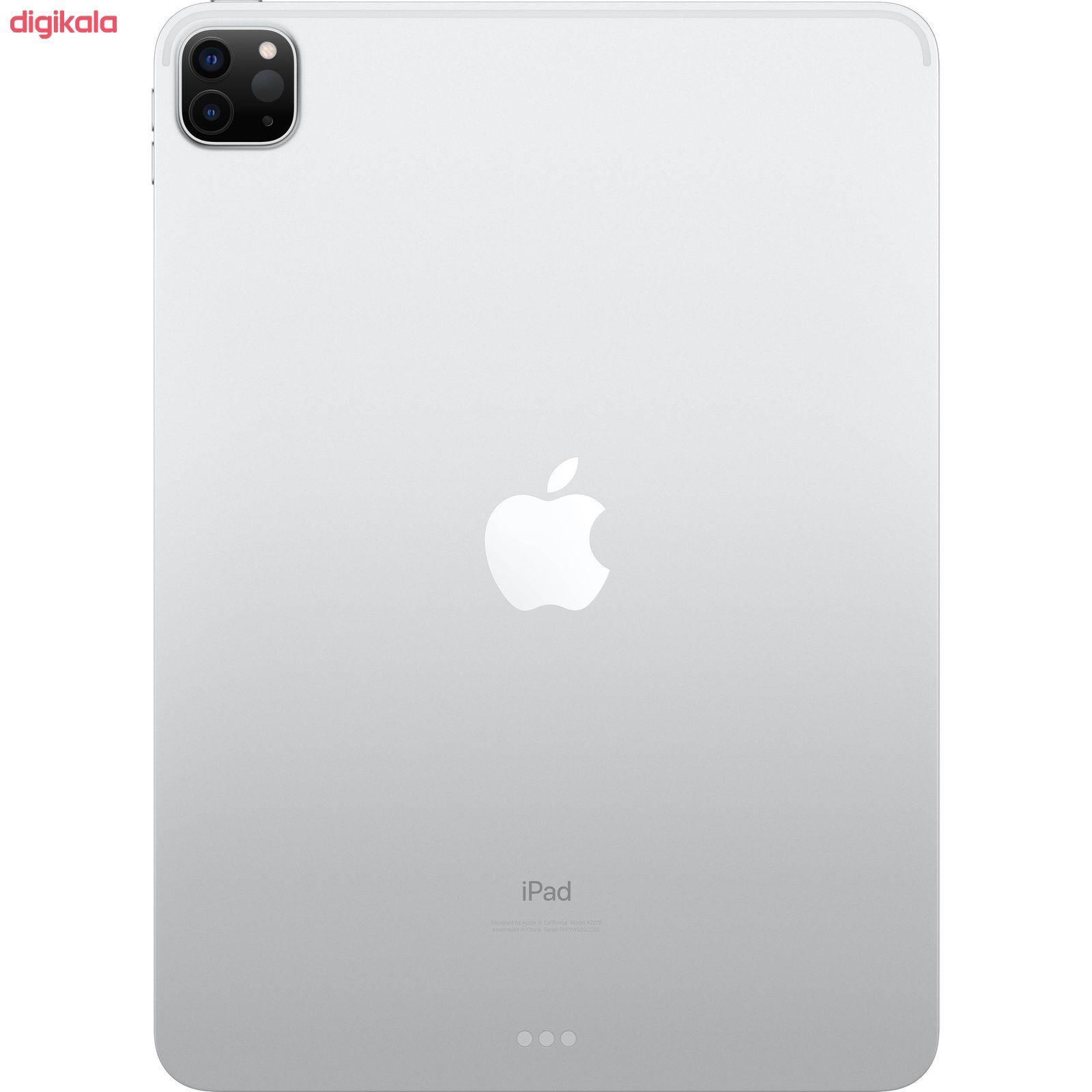 تبلت اپل مدل iPad Pro 11 inch 2020 4G ظرفیت 128 گیگابایت  main 1 2