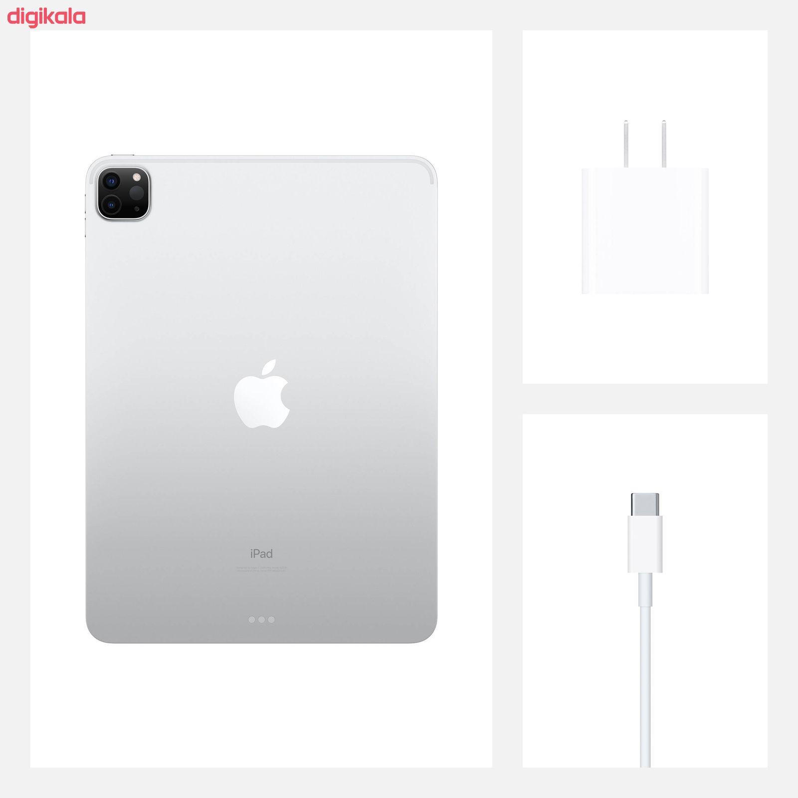 تبلت اپل مدل iPad Pro 11 inch 2020 4G ظرفیت 128 گیگابایت  main 1 5
