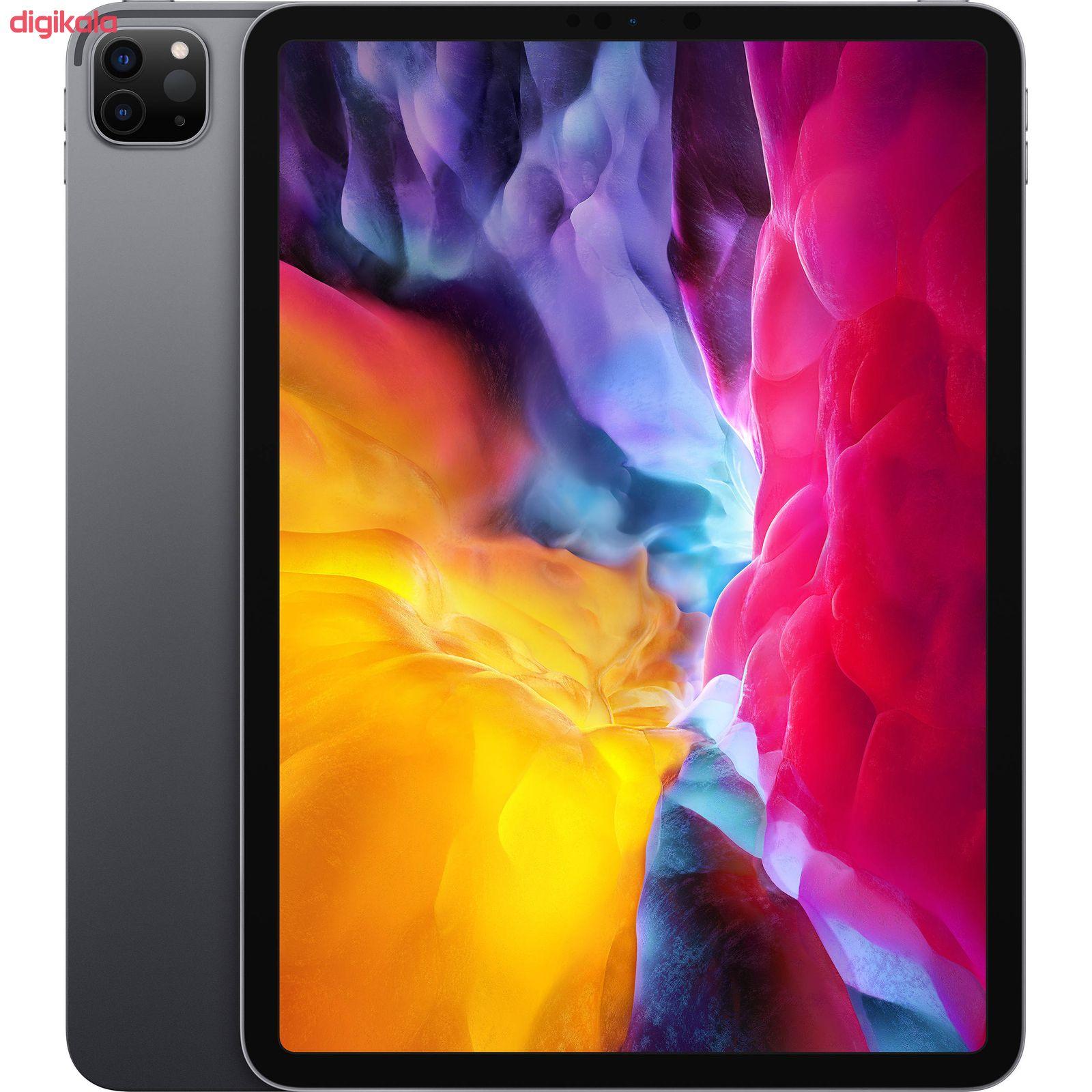 تبلت اپل مدل iPad Pro 11 inch 2020 4G ظرفیت 128 گیگابایت  main 1 7