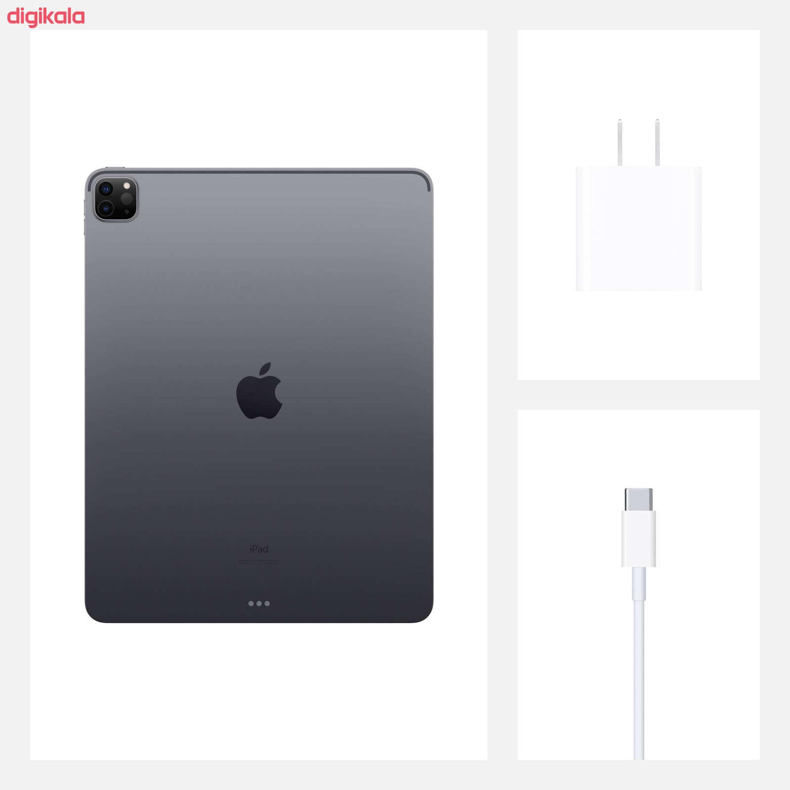 تبلت اپل مدل iPad Pro 11 inch 2020 4G ظرفیت 128 گیگابایت  main 1 11
