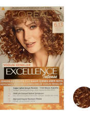کیت رنگ مو لورآل سری Excellence شماره 6.13 حجم 48 میلی لیتر رنگ مسی -  - 1