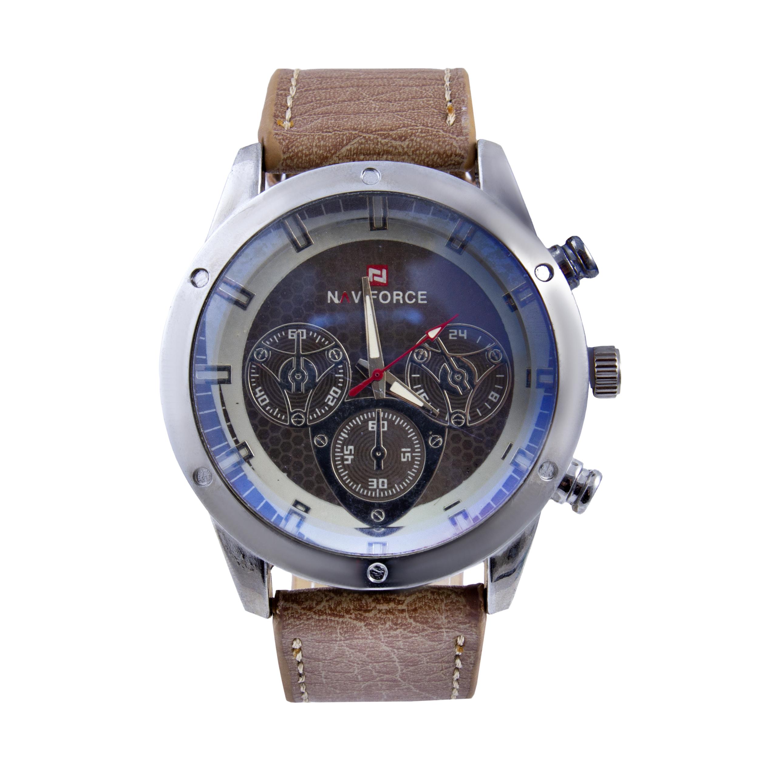 ساعت مچی عقربه ای مردانه کد WHM_018              خرید (⭐️⭐️⭐️)