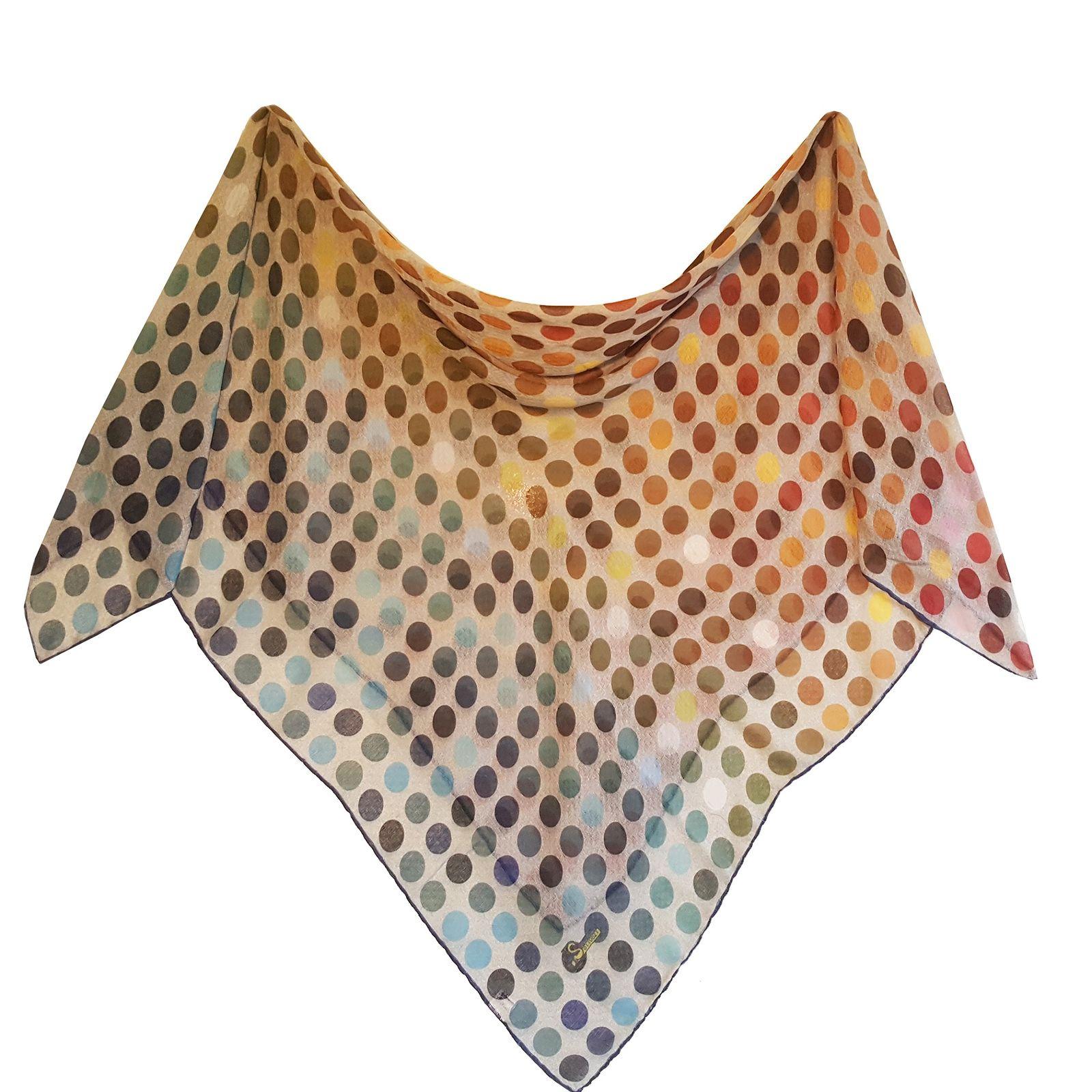 روسری زنانه کد 8110821 -  - 3