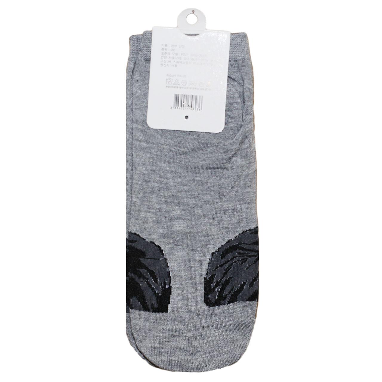 جوراب پسرانه طرح بتمن کد 04 -  - 3
