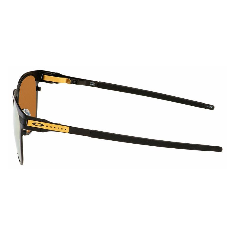 عینک آفتابی اوکلی مدل Diecutter Satin کد OO4137-0355