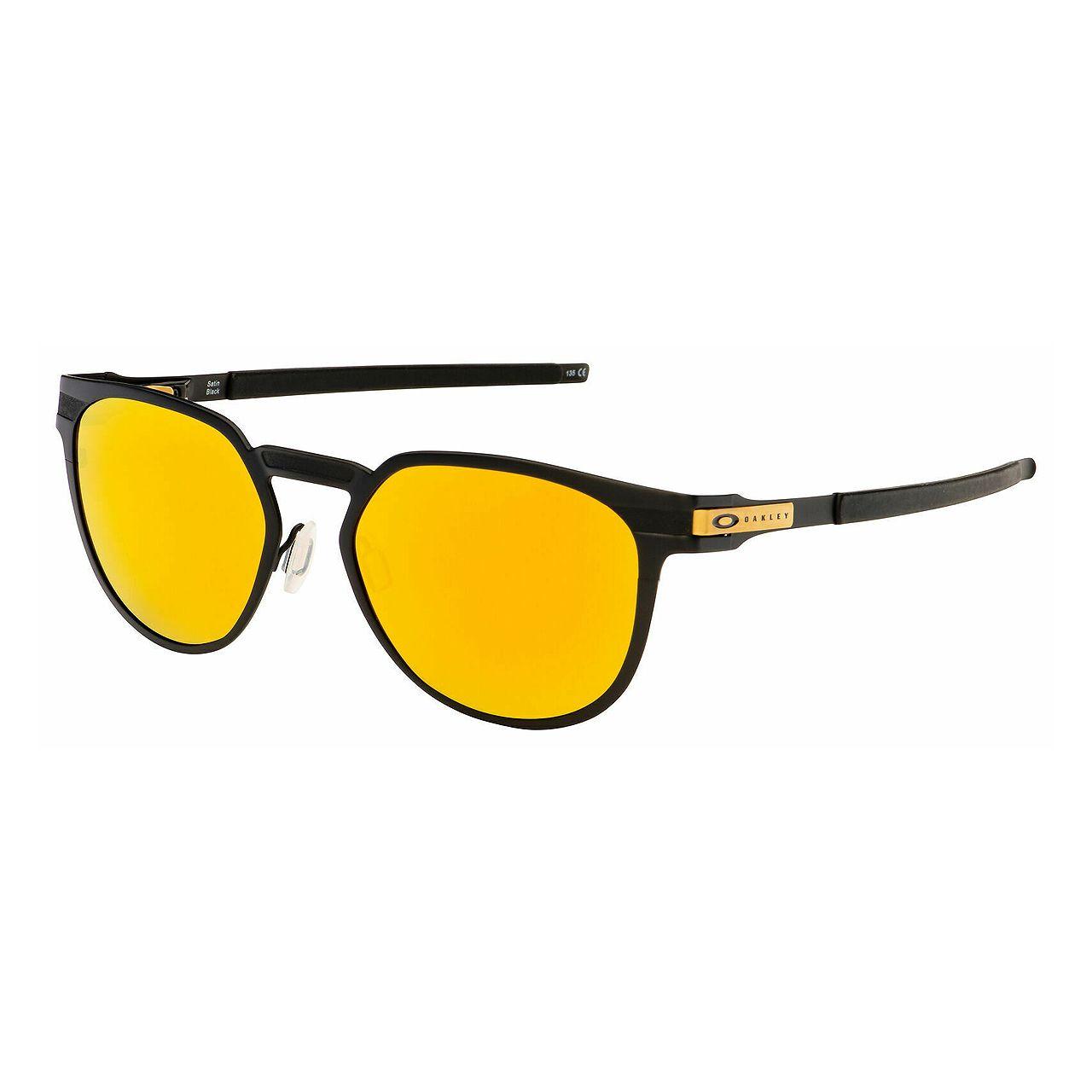 عینک آفتابی اوکلی مدل Diecutter Satin کد OO4137-0355 -  - 3