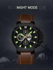 ساعت مچی عقربه ای مردانه نیوی فورس مدل NF9159 BYBN -  - 6