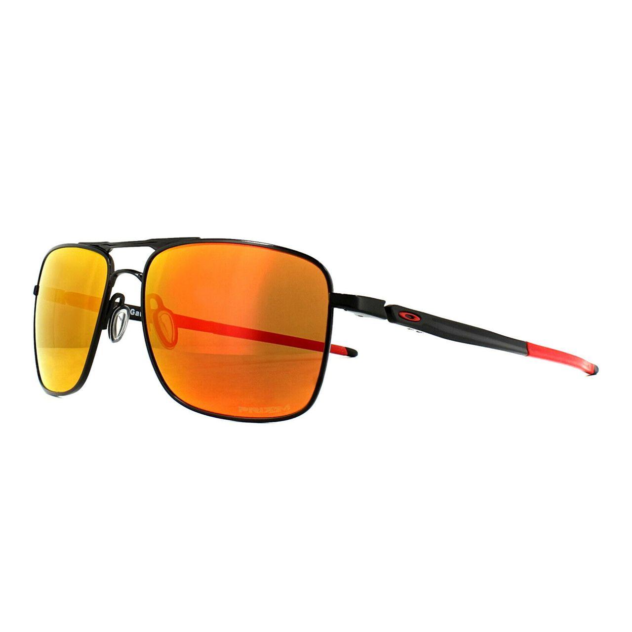 عینک آفتابی اوکلی مدل Gauge 6 کد OO6038-0457 -  - 3
