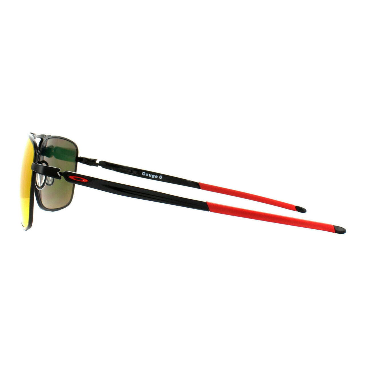 عینک آفتابی اوکلی مدل Gauge 6 کد OO6038-0457 -  - 4