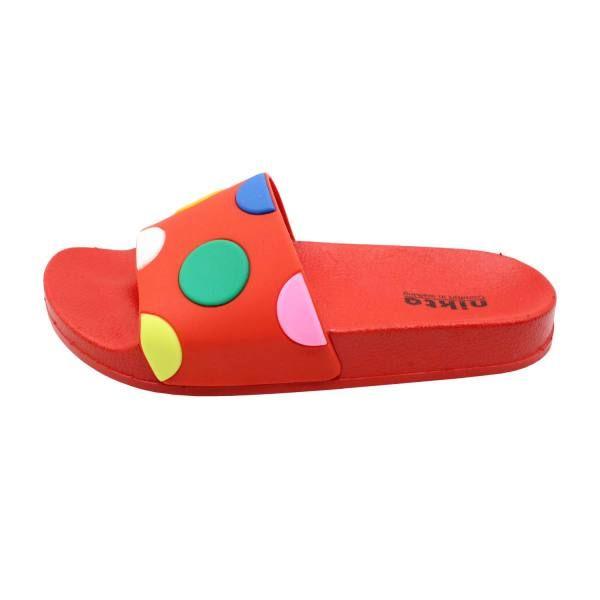 دمپایی دخترانه نیکتا مدل 304 کد L1-EsmarT3 رنگ قرمز