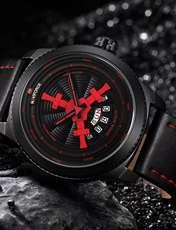 ساعت مچی عقربه ای مردانه نیوی فورس مدل NF9156 BR -  - 3