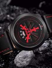 ساعت مچی عقربه ای مردانه نیوی فورس مدل NF9156 BR -  - 5