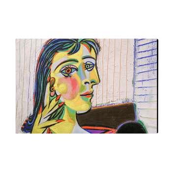 تابلو شاسی طرح نقاشی پیکاسو As158