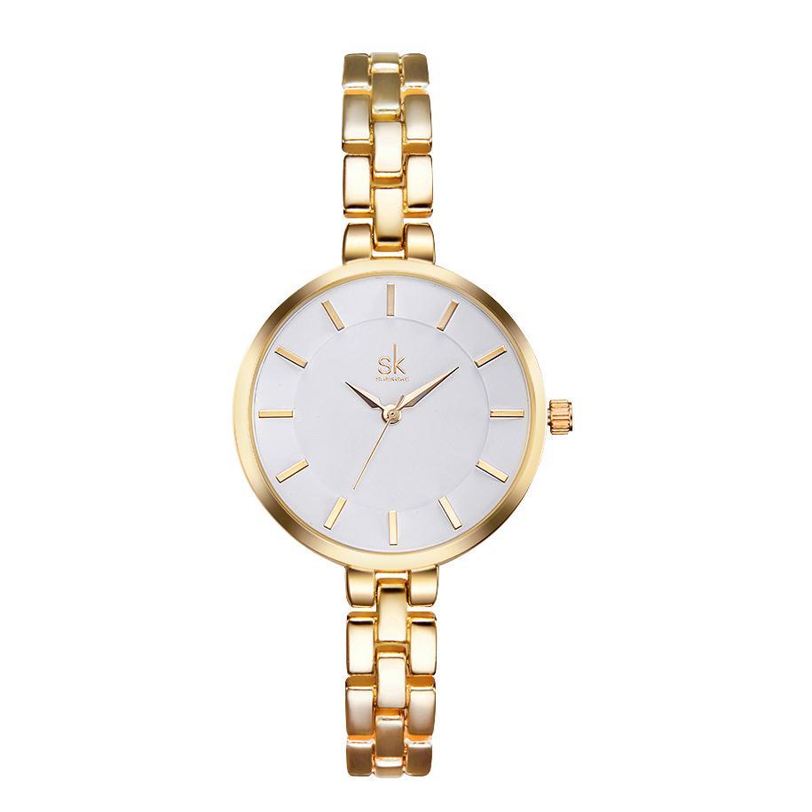 ساعت مچی عقربه ای زنانه اس کا مدل K0009L GL              ارزان