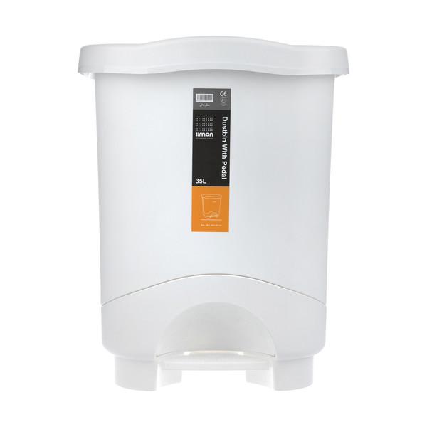 سطل زباله پدالی لیمون مدل  1035