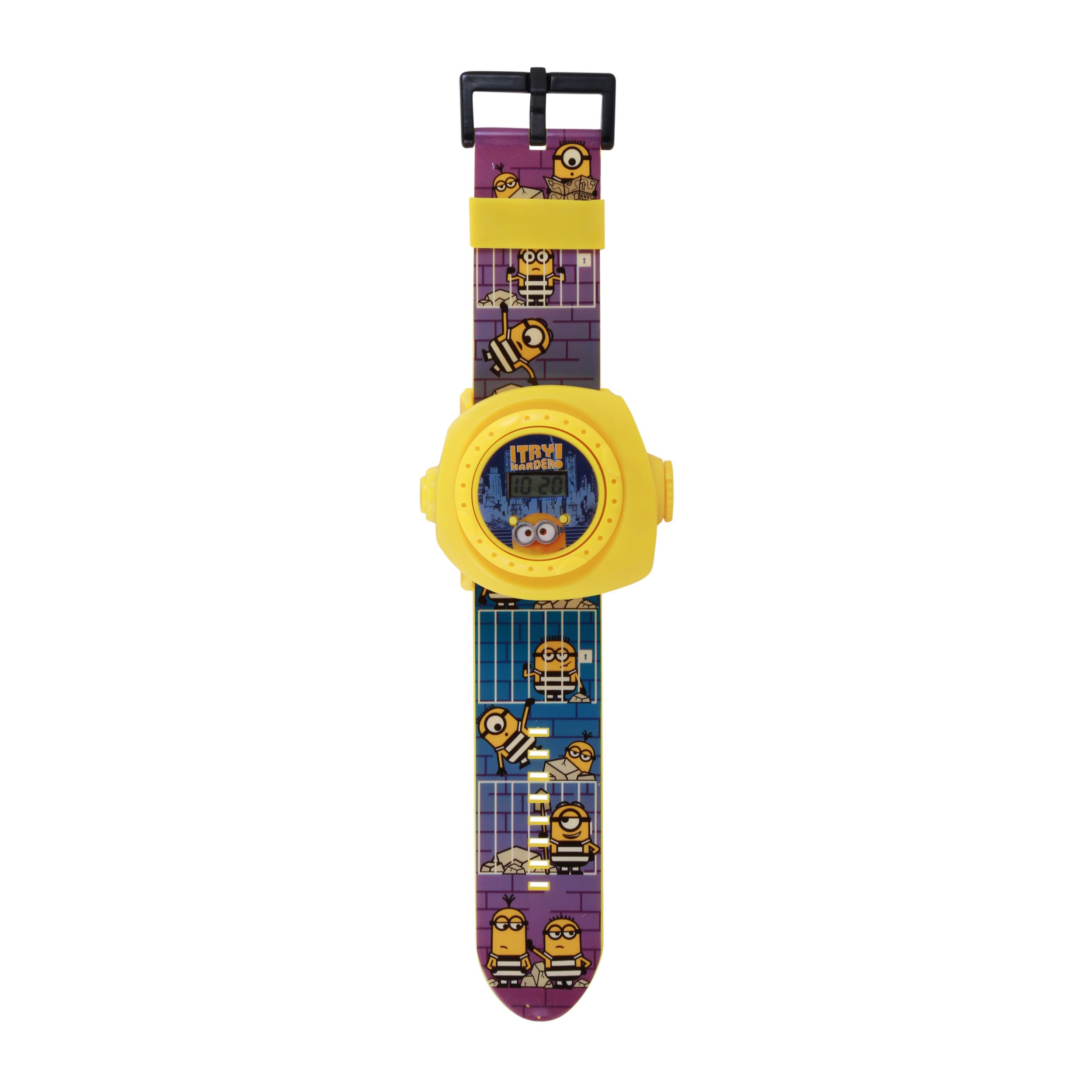 ساعت اسباب بازی کد MIN001