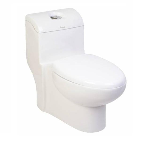 توالت فرنگی چینی کرد مدل والریا کد C05