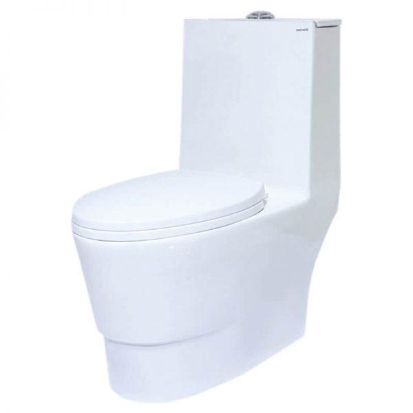 توالت فرنگی چینی کرد مدل فلوریا کد C19