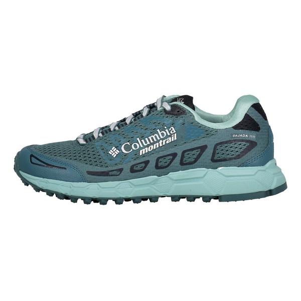 کفش مخصوص دویدن زنانه کلمبیا مدل bajada III 336-bl4570