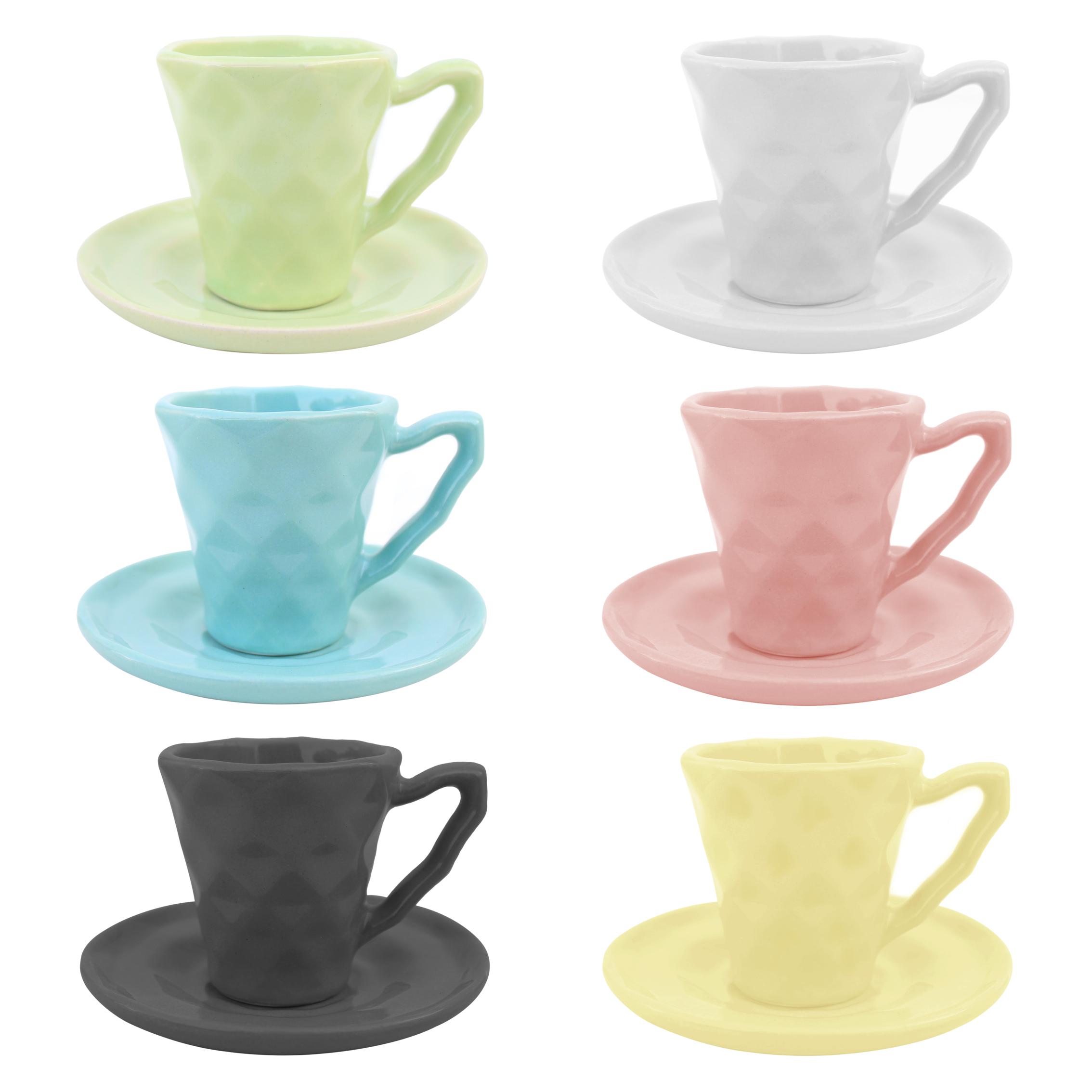 سرویس قهوه خوری 12 پارچه کد 510