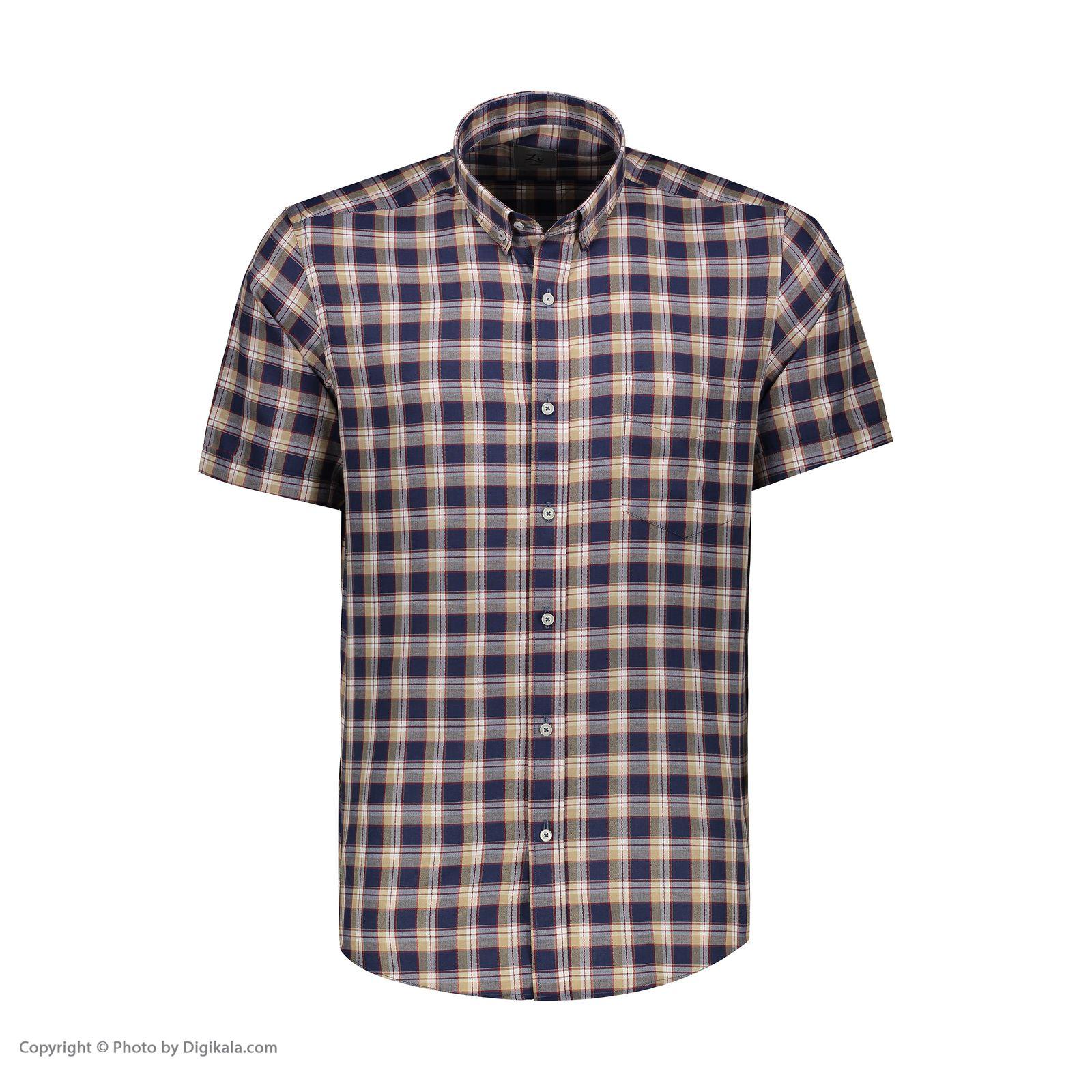 پیراهن مردانه زی مدل 1531227MC -  - 3