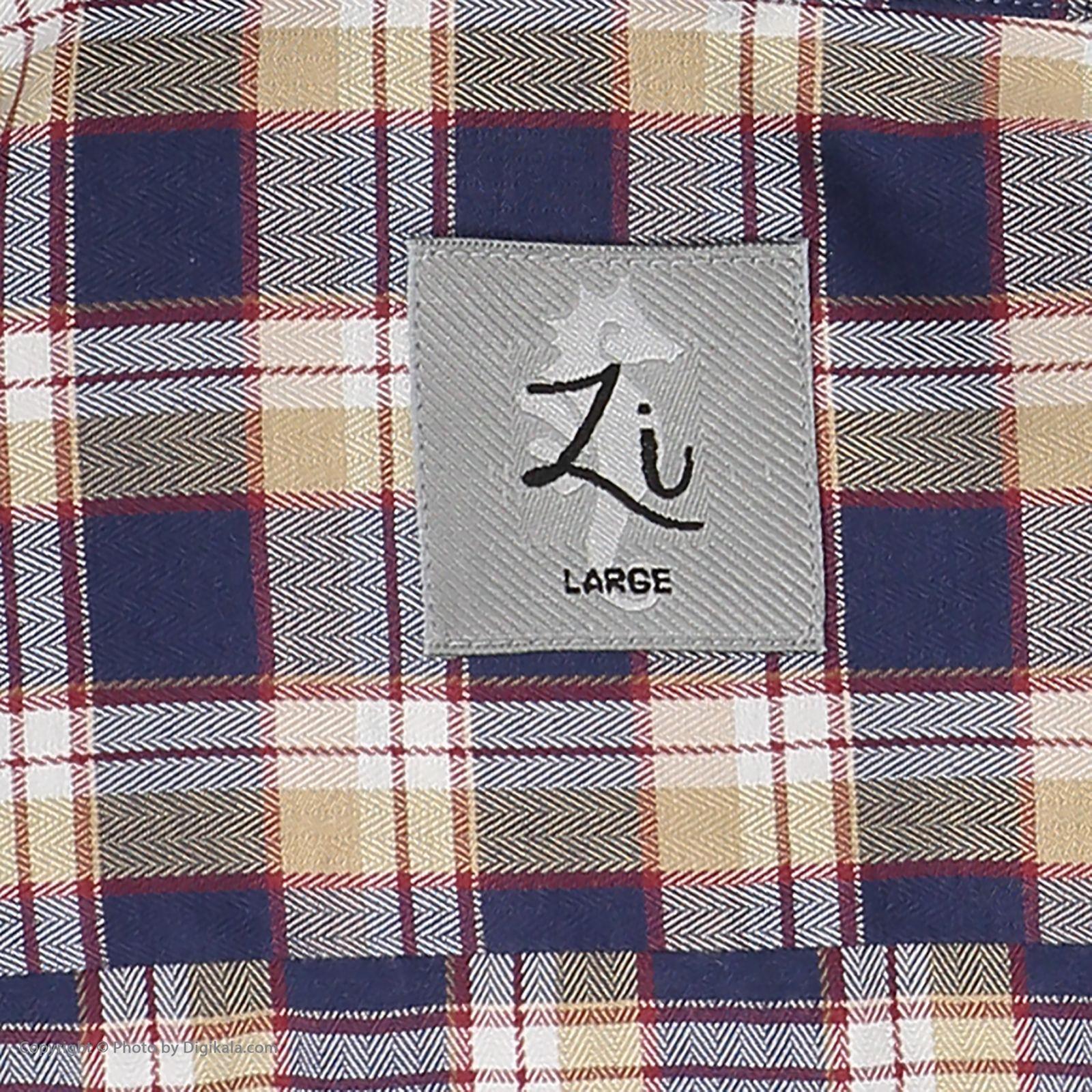 پیراهن مردانه زی مدل 1531227MC -  - 6