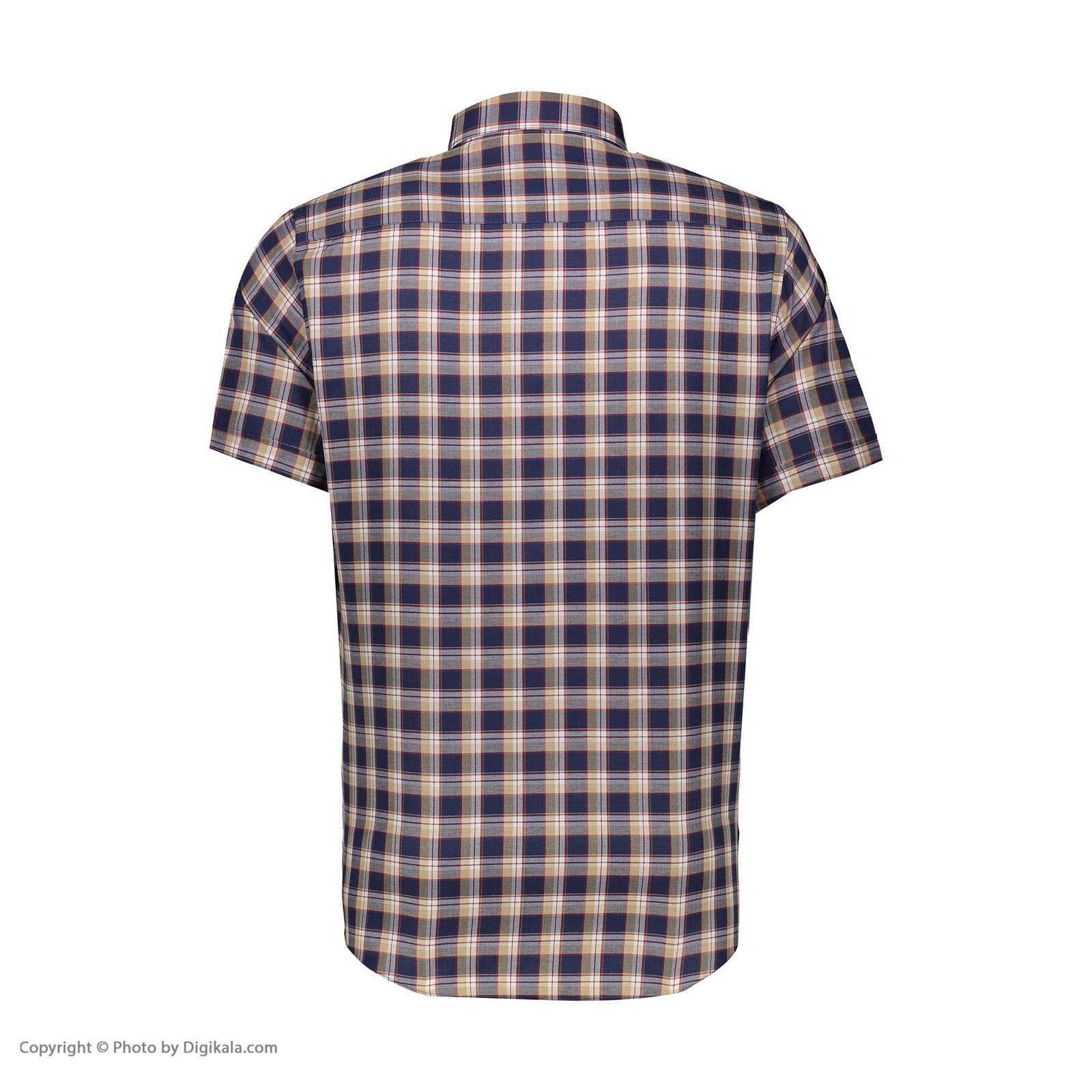 پیراهن مردانه زی مدل 1531227MC -  - 5